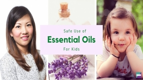Safe Use Of Essential Oils For Kids